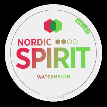 Nordic Spirit Watermelon Slim Normal Nicotine Pouches