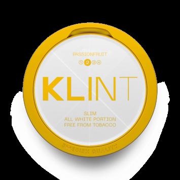 Klint Passionfruit Slim Normal Nicotine Pouches