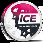 Ice Liquorice Razz Slim Strong Nicotine Pouches