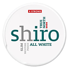 Shiro True North X Strong Slim Extra Strong Nicotine Pouches
