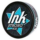 Ink Strong Ice White Strong Chewing Bags