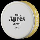 No.3 Après Lemon Curd Slim Normal Nicotine Pouches