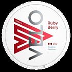 Velo Ruby Berry 6mg Original Nicotine Pouches