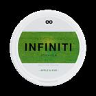Infiniti Apple-Kiwi Slim Extra Strong Nicotine Pouches