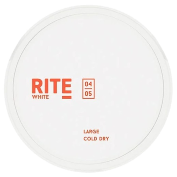 RITE Cold Dry White, 15g, CB