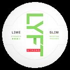 Lyft Lime Slim Nicotine Pouches