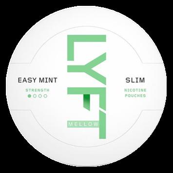 Lyft Easy Mint Mellow Slim Nicotine Pouches