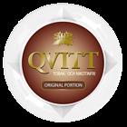 Qvitt Portion Nicotine Free Swedish Snus