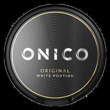 Onico Original White Nicotine Free Pouches