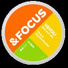 V&YOU &FOCUS Citrus Slim Normal Nicotine Pouches