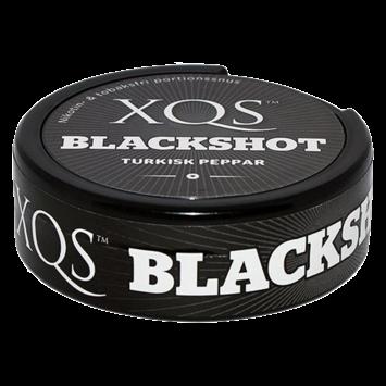 Xqs Blackshot White Nicotine Free Swedish Snus