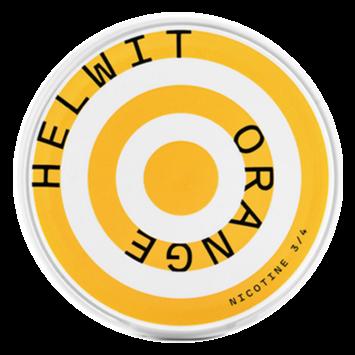 Helwit Orange Slim Normal Nicotine Pouches