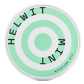 Helwit Mint Slim Light Nicotine Pouches
