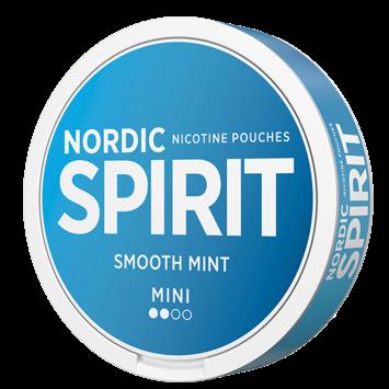 Nordic Spirit Smoot Mint Mini Normal Nicotine Pouches
