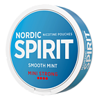 Nordic Spirit Smooth Mint Mini Strong Nicotine Pouches