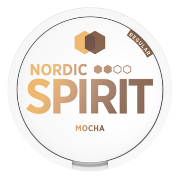 Nordic Spirit Mocha Slim Nicotine Pouches