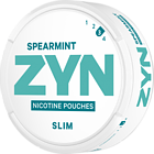 Zyn Spearmint Slim Strong Nicotine Pouches