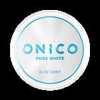 Onico Pure White Slim White Nicotine Free Swedish Snus