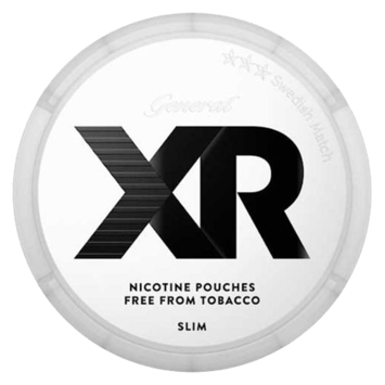XR Free From Tobacco Slim Nicotine Pouches