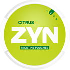 Zyn Citrus Mini Dry Nicotine Pouches