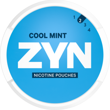 Zyn Cool Mint Mini Dry Nicotine Pouches