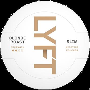 Lyft Blonde Roast Nicotine Pouches