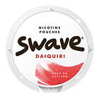 Swave Daiquiri Slim Strong All White Nicotine Pouches