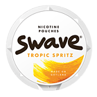 Swave Tropic Spritz Slim Strong All White Nicotine Pouches