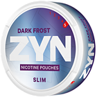 Zyn Dark Frost Slim Extra Strong Nicotine Pouches