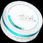 Skruf Super White Fresh #2 Slim Nicotine Pouches