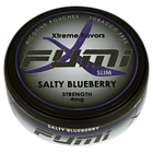 Fumi Salty Blueberry Slim Normal Nicotine Pouches