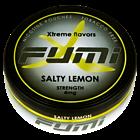 Fumi Salty Lemon Slim Normal Nicotine Pouches