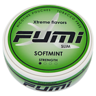 Fumi Softmint Slim Normal Nicotine Pouches