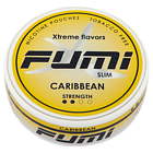 Fumi Caribbean Slim Strong Nicotine Pouches