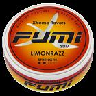 Fumi Limonrazz Slim Strong Nicotine Pouches