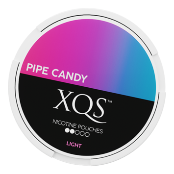 XQS Pipe Candy Slim Light Nicotine Pouches