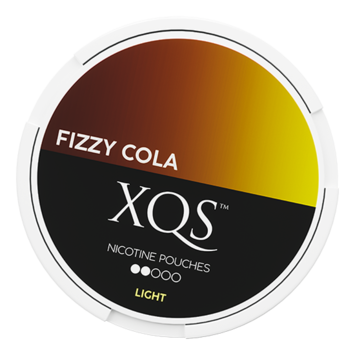 XQS Fizzy Cola Slim Nicotine Pouches