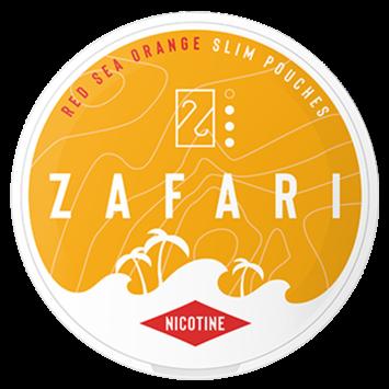 Zafari Red Sea Orange 6MG Slim Nicotine Pouches